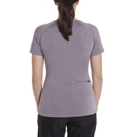 Giro Mobility T-Shirt Women V-Neck grey ridge heather